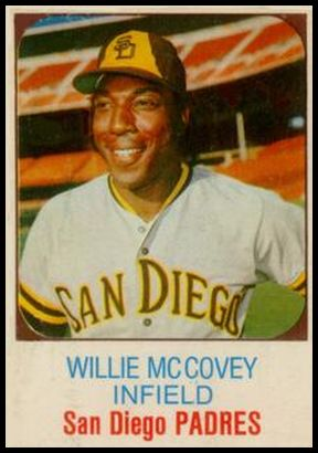 19 Willie McCovey