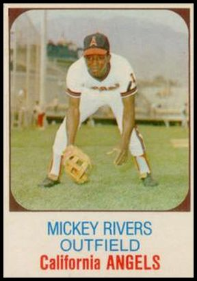 22 Mickey Rivers