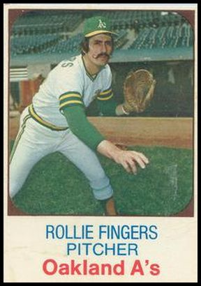 52 Rollie Fingers