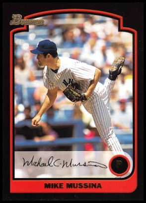 17 Mike Mussina