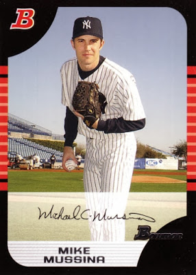 87 Mike Mussina