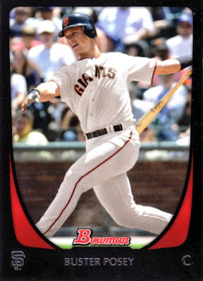 1 Buster Posey