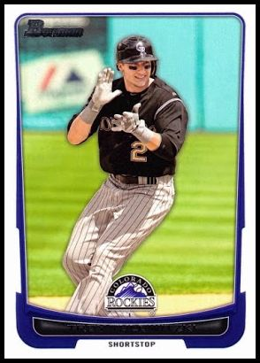 85 Troy Tulowitzki