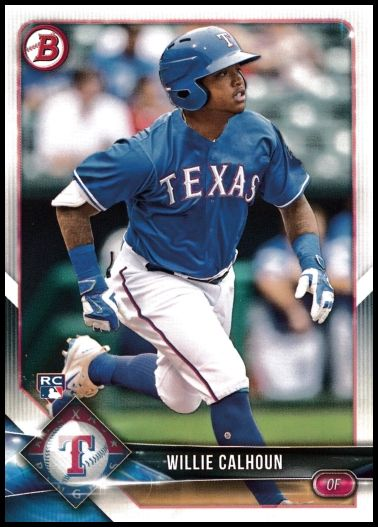 31 Willie Calhoun