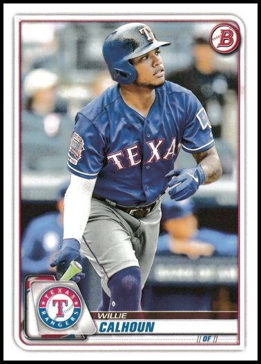 14 Willie Calhoun