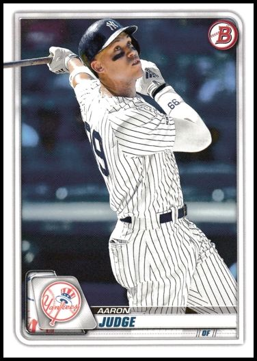 2 Aaron Judge