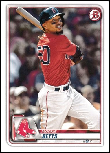45 Mookie Betts