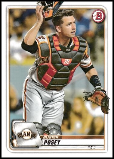 86 Buster Posey