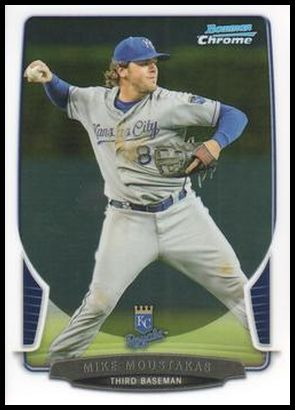 122 Mike Moustakas