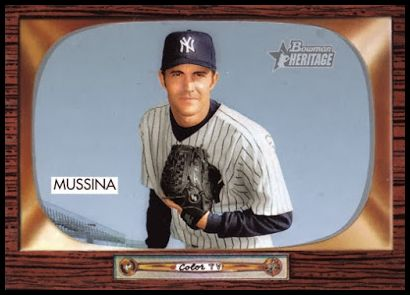 180 Mike Mussina
