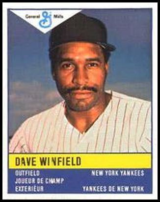 25 Dave Winfield