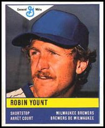 26 Robin Yount
