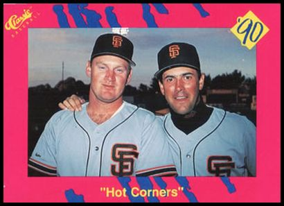 T11 Hot Corners (Matt Williams Will Clark)