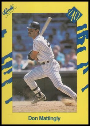 T12 Don Mattingly