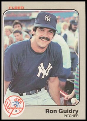 383 Ron Guidry