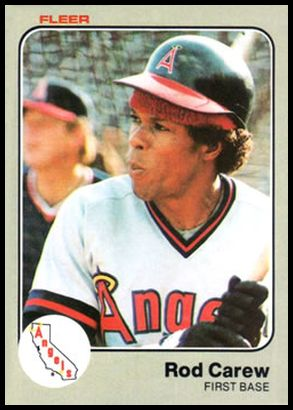 81 Rod Carew