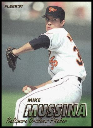 10 Mike Mussina