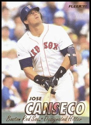 18 Jose Canseco
