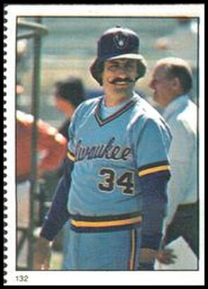 132 Rollie Fingers