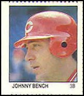 14 Johnny Bench