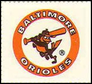 226 Baltimore Orioles DP