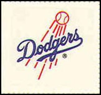 236 Los Angeles Dodgers TP