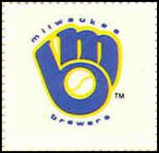 237 Milwaukee Brewers DP