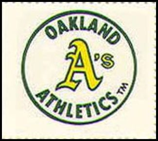 242 Oakland Athletics DP