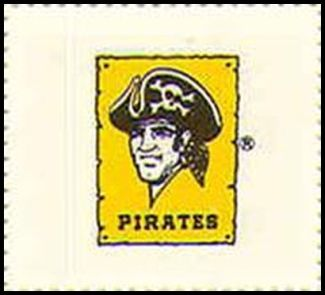 244 Pittsburgh Pirates TP