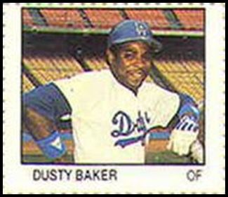 7 Dusty Baker