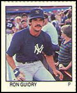 73 Ron Guidry