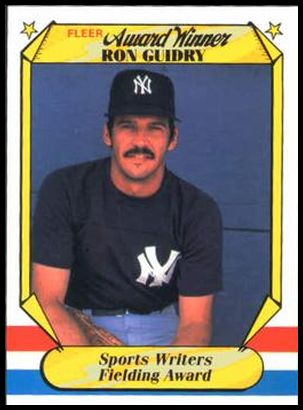 16 Ron Guidry