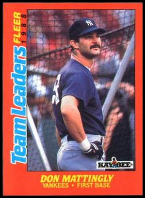 19 Don Mattingly