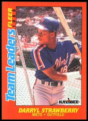 40 Darryl Strawberry