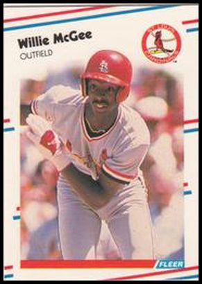 108 Willie McGee