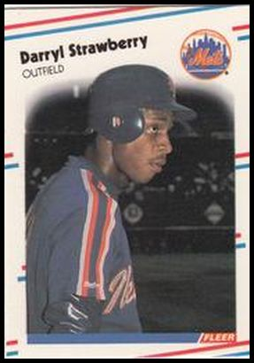 97 Darryl Strawberry