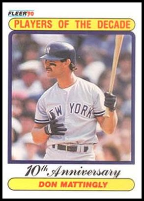 626 Don Mattingly