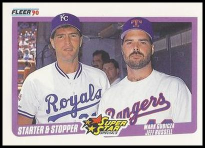 633 Starter and Stopper Mark Gubicza Jeff Russell