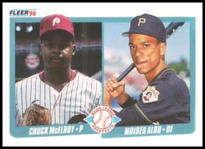 650 Chuck McElroy and Moises Alou