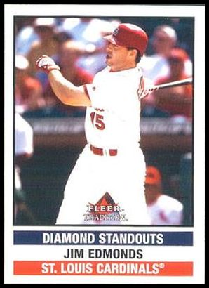 U283 Jim Edmonds