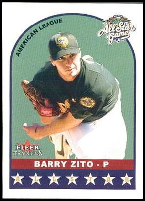 U326 Barry Zito