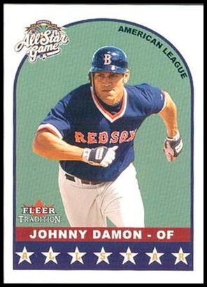 U327 Johnny Damon