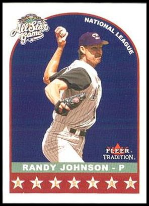 U350 Randy Johnson