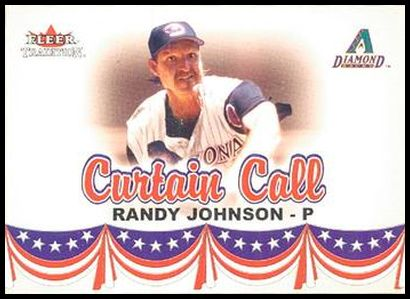 U374 Randy Johnson