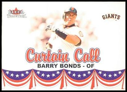 U375 Barry Bonds