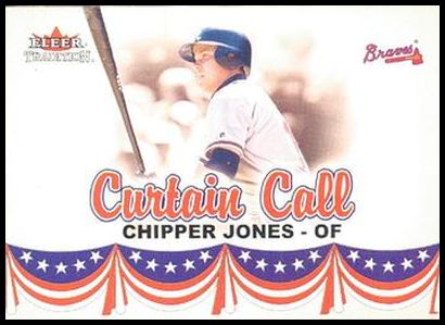 U383 Chipper Jones
