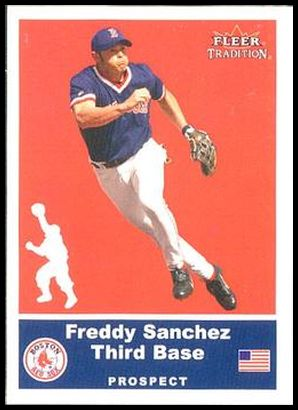 U87 Freddy Sanchez