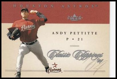 74 Andy Pettitte