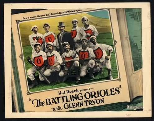 1920 The Battling Orioles Movie