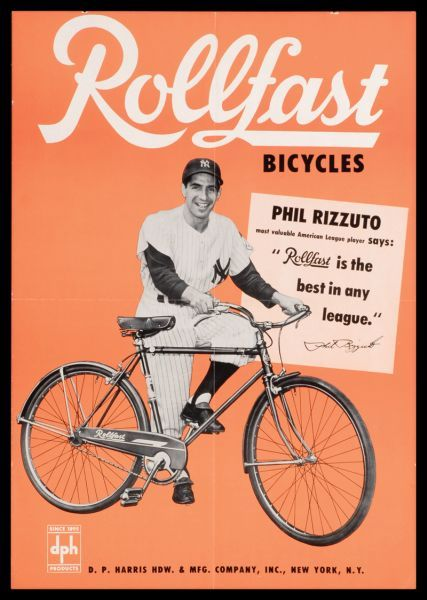1950 Rollfast Bicycles Rizzuto